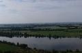 mooi uitzicht Walhalla Duitsland