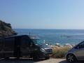 Megali Ammos Beach, Griekenland