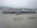 Overstroming Linz Oostenrijk